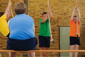 Obese children face broad risks to health